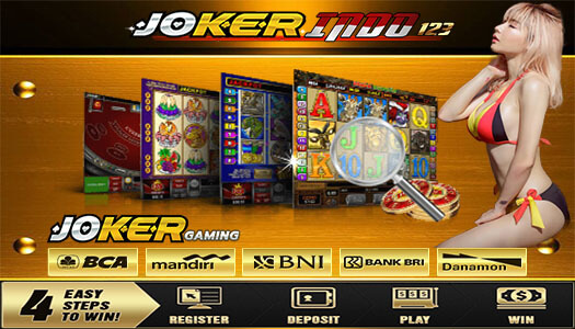 Joker Gaming Slot Game Online Terbaru