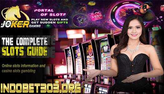 Slot Online Game Terbaru Joker123